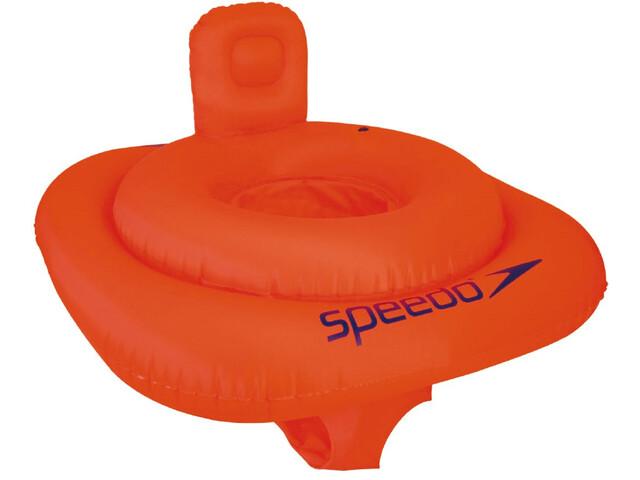 speedo Sea Squad Bouée siège 0-12 mois Enfant, orange